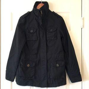 Gap Utility Jacket Black Medium