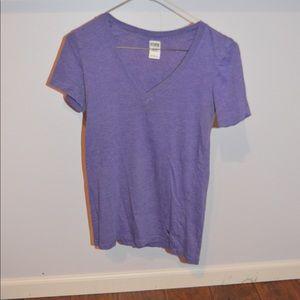 SOLD: Victoria's Secret PINK vneck shirt