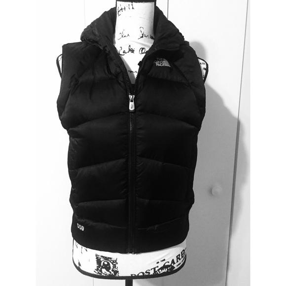 713b6688563c ... ebay the north face black puffer vest womens s p 03fa9 b7373