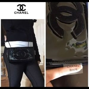 98964abcc87b CHANEL Bags | New Authentic Vip Beaute Clutch Chain Strap | Poshmark