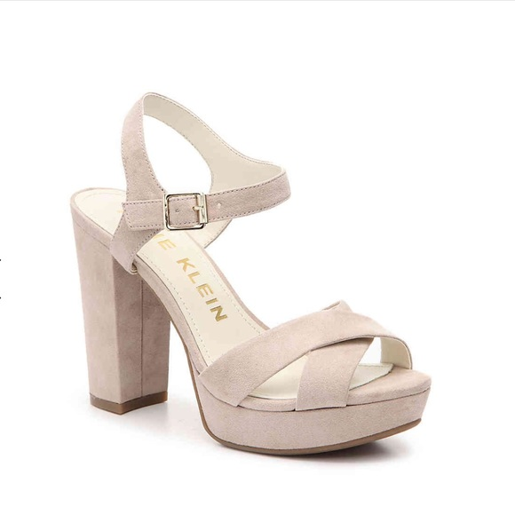 Anne Klein Ivory Shoes
