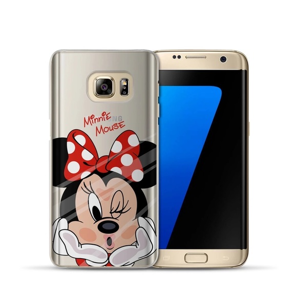 accessories minnie mouse case for samsung galaxy s8 plus poshmarkminnie mouse case for samsung galaxy s8 plus