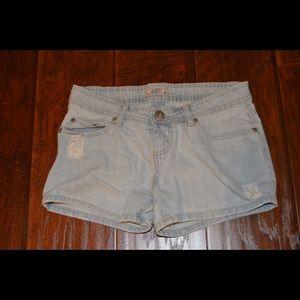 SOLD: SO shorts