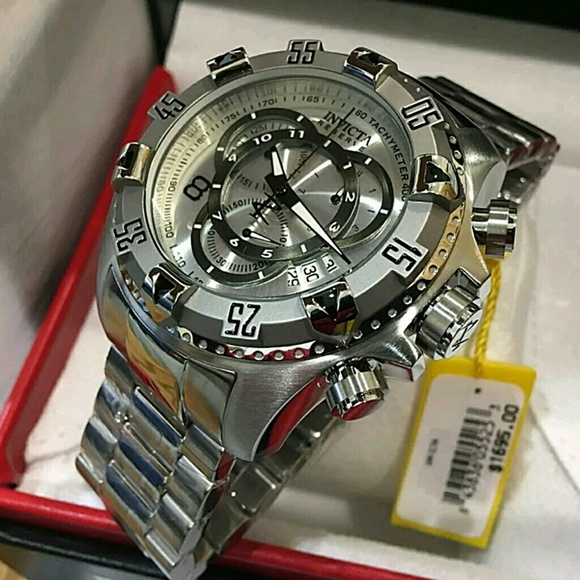 10d01b874 Invicta Accessories | Big Sale1700 Swiss Chronograph Watch | Poshmark