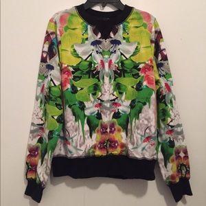 Probably Gurung for Target Printed sweatshirt