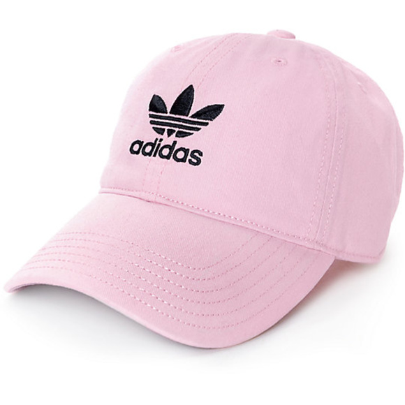 16e32c9a3e0 adidas Accessories - Adidas Women s Pink Baseball Dad Hat