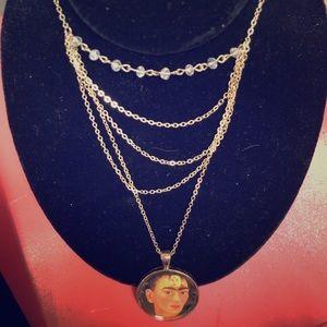 Jewelry - Frida layering necklace