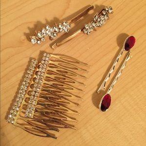 Accessories - Hair Accessories.