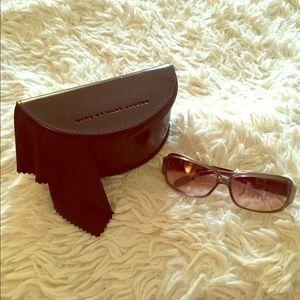 Marc Jacobs Rose Glasses