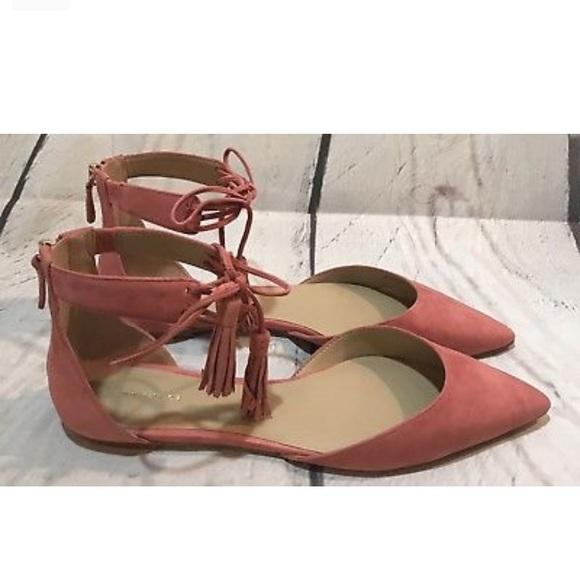 Ann Taylor Shoes - Ann Taylor tassel flats