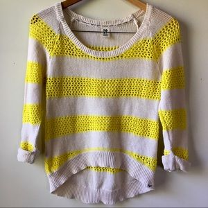 Roxy striped sweater