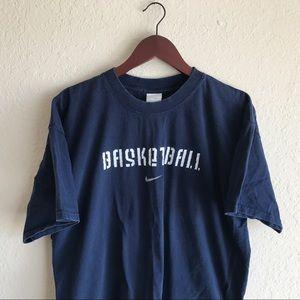 Retro Nike basketball tee