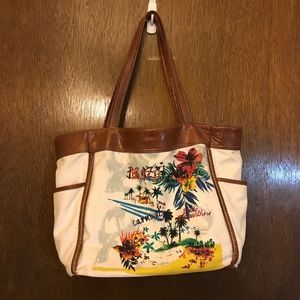 Style&Co canvas tote