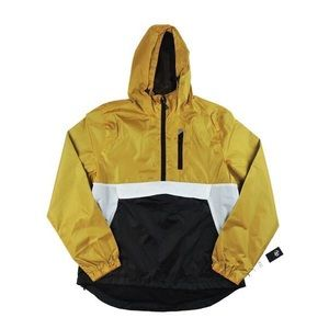 Half Zip Windbreaker