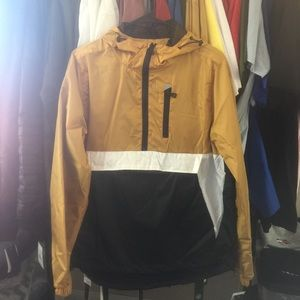 Jackets & Coats - Half Zip Windbreaker