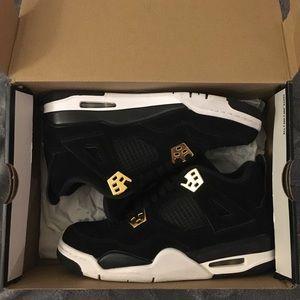 Air Jordan 4s Royalty Size 5Y