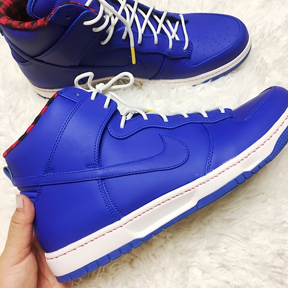 the latest 43eb2 b9cb6 Nike Dunk High Ultra Flannel Pack Shoes. M 59f171317fab3aec94028093