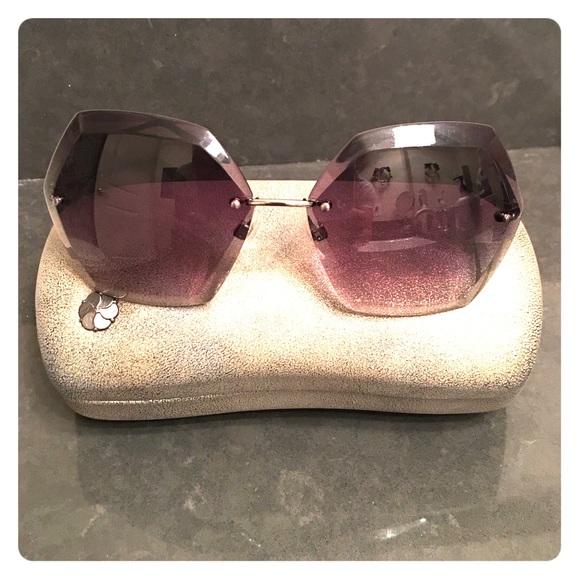 chanel 4220 sunglasses. chanel accessories - chanel 4220 gray gradient sunglasses s