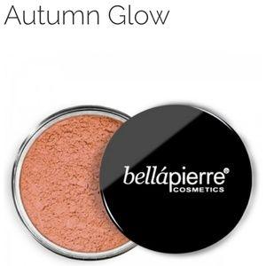 """Bellapierre mineral blush/bronzer in """"Autumn Glow"""""""