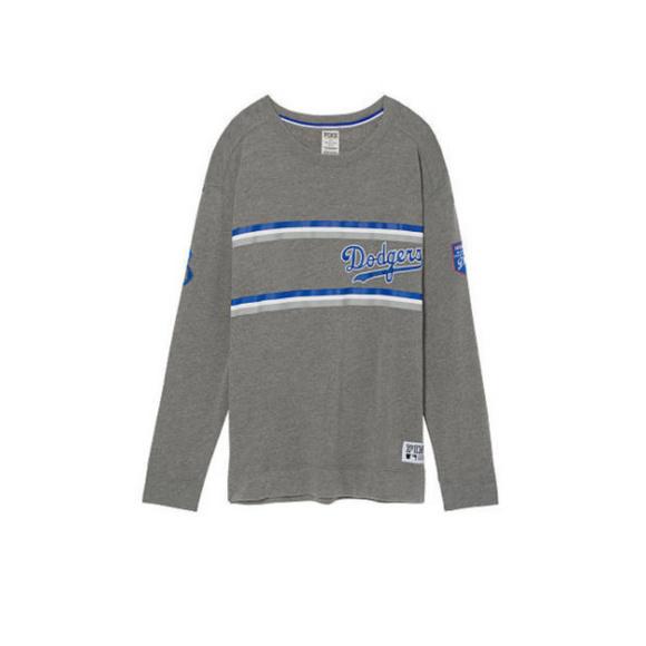 36818ef36ba7a Victoria s Secret LOS ANGELES DODGERS Sweatshirt