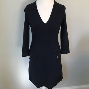 Lilly Pulitzer navy dress size M