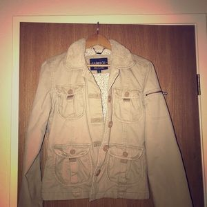 Rampage Military Jacket