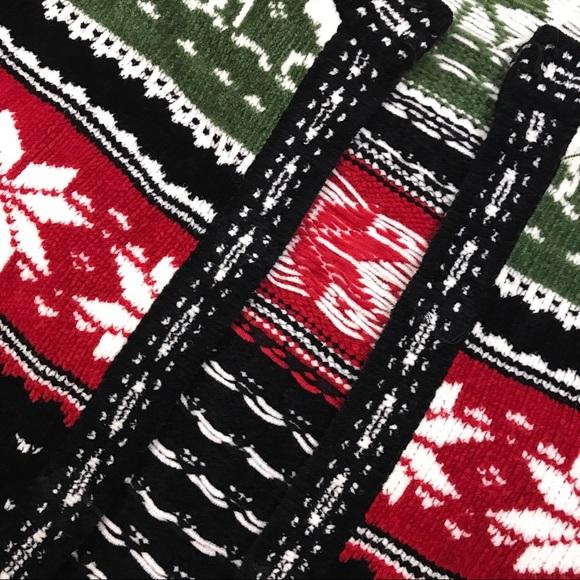 croft & barrow Sweaters - Croft & Barrow • Holiday Open Cardigan