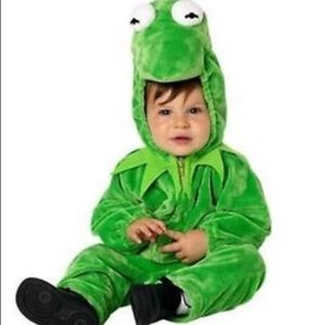 disney costumes disney kermit the frog halloween costume 12 months