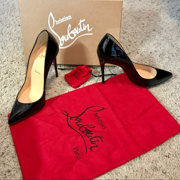 15a9e978848e Christian Louboutin Shoes - CHRISTIAN LOUBOUTIN Pigalle Follies Pointy  ToePump