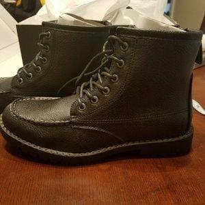 Nautica Shoes - Nautica Mens Madryn Boots Black 8 51dc24d4a