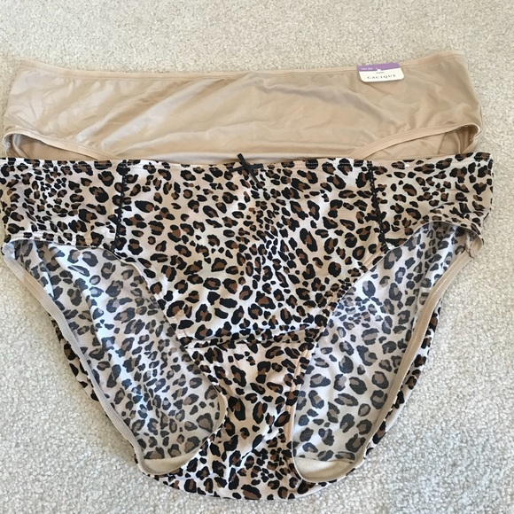 14 16 22 24 26 28 ~ 2017 Line COTTON HIPSTER Panties LANE BRYANT Cacique ~ NWT
