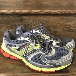 Nuevo Equilibrio 860 V3 Zapatos Corrientes Del Mens RnCNu