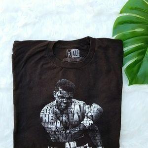 ALI MUHAMMAD Short Sleeve Men's T-shirt