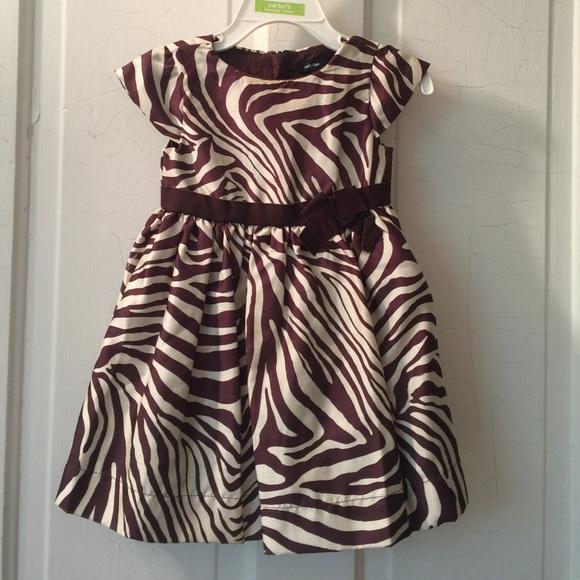 Gap Dresses Baby Leopard Dress 1218 Mo Poshmark