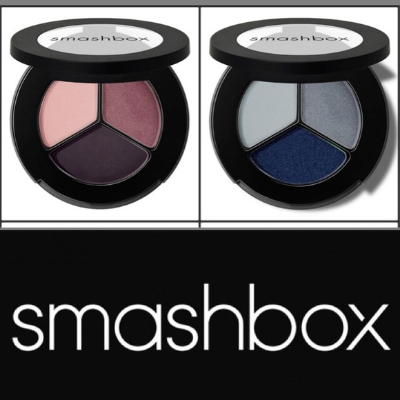 Sephora Makeup Smashbox Photo Op Eyeshadow Trio Set Of 2 Poshmark
