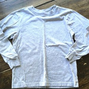 Other - Long Sleeve Grey Age 6-7