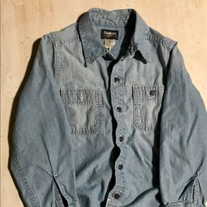 Oshkosh denim shirt. Size 6.