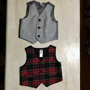 Little boys vest package!💜 💜