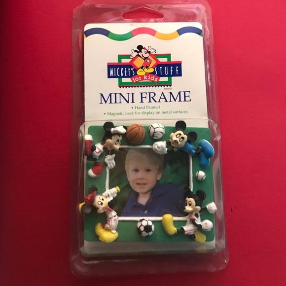 Holson Other Mickey Mouse Mini Frame Poshmark