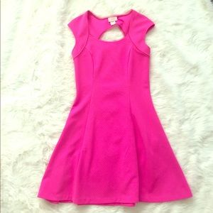 Dresses & Skirts - Hot Pink Skater Dress