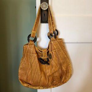 Handbags - Red Marc Ecko mustard purse bag