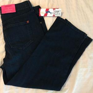 Spanx Slim X Casual Capri Jeans size 27