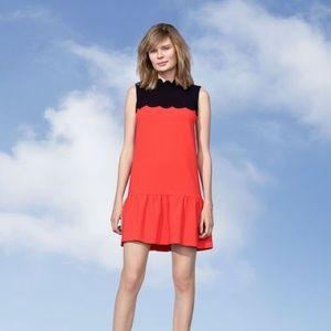 Victoria Beckham for Target - Orange and black -S