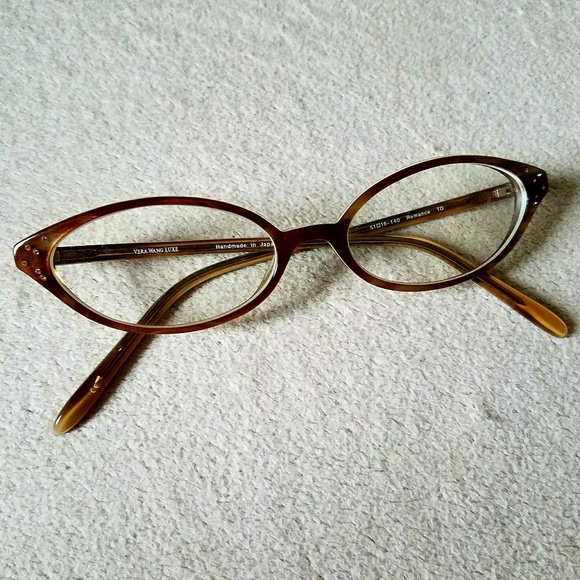 Vera Wang Accessories | Gently Used Glasses Frames | Poshmark