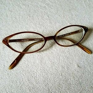 gently used vera wang glasses frames