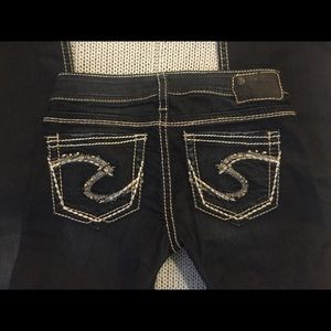 ✨ NWOT Silver Dark Tuesday Boot Cut Jeans ✨