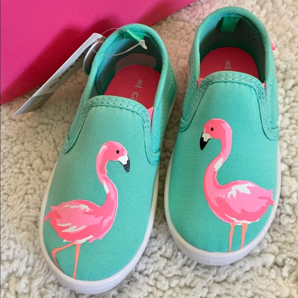 92bd68d3af9007 Cute Flamingo shoes!