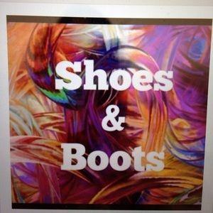 Shoes - Heels, Sandles, Boots, etc! (Size 5 - 11)