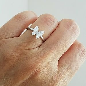 Jewelry - Dainty Butterfly Ring sizes 3 4 5 6 7 8 9