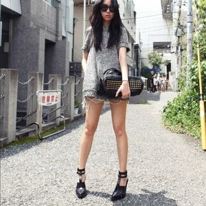 Alexander Wang - Size 36 (6) - Black Abbey Heels